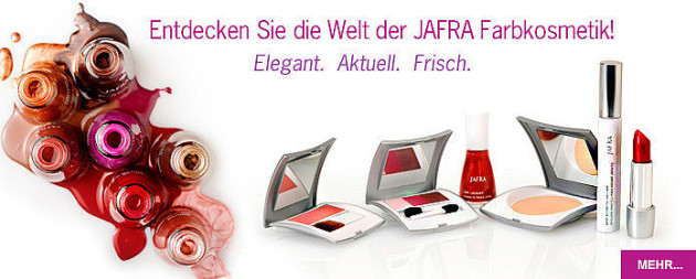 JAFRA MAKE-UP/FARBE